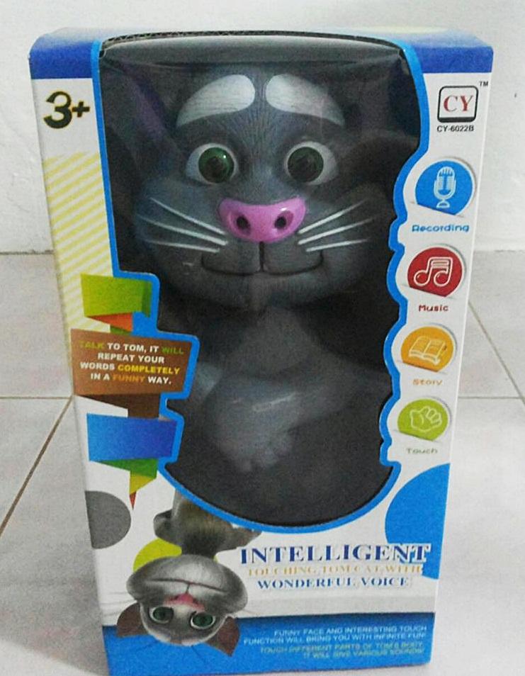 ตุ๊กตาแมวTomcat เล่านิทาน (Touching Tom Cat) (มาใหม่)