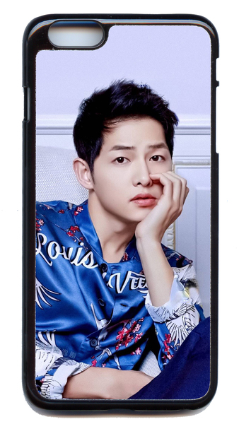 เคสสกรีน Song Joongki iPhone4-6 plus 5.5 / iPhone6 (ระบุที่ช่องหมายเหตุ)