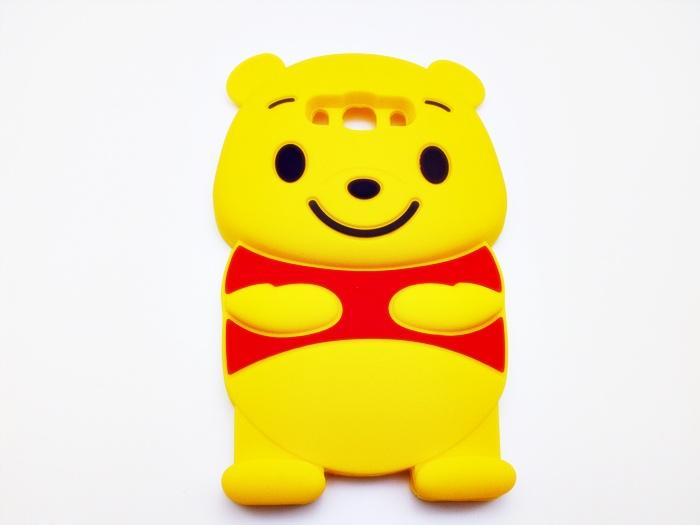 เคสซิลิโคน 3D หมีพูล ซัมซุง เจ 7(version 2)