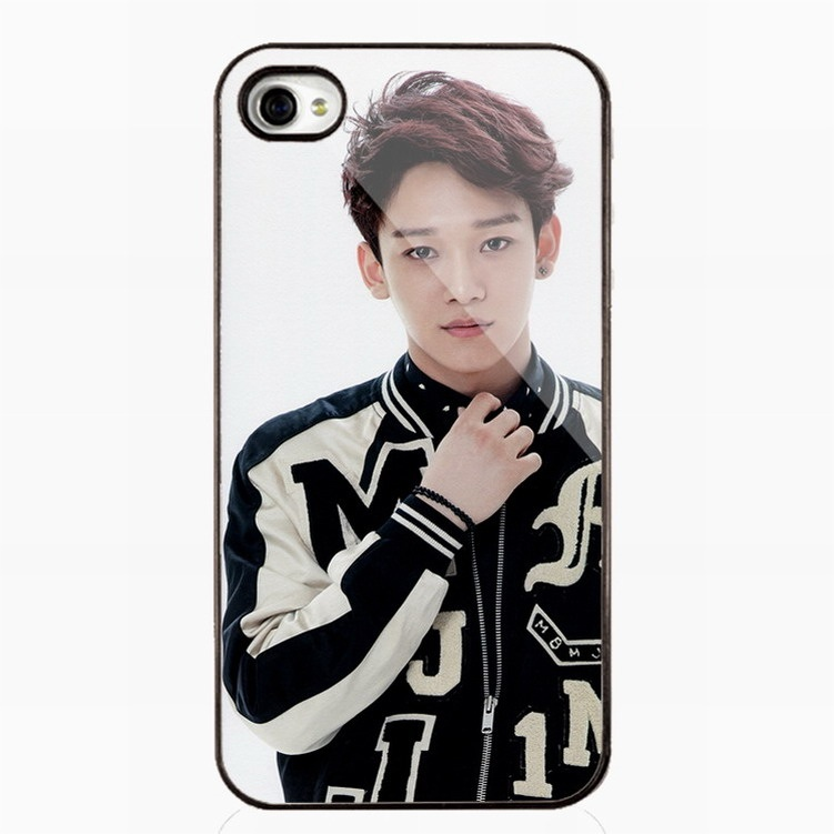 EXO เคส EXO DIE JUNGS iphone4s/5s Chen