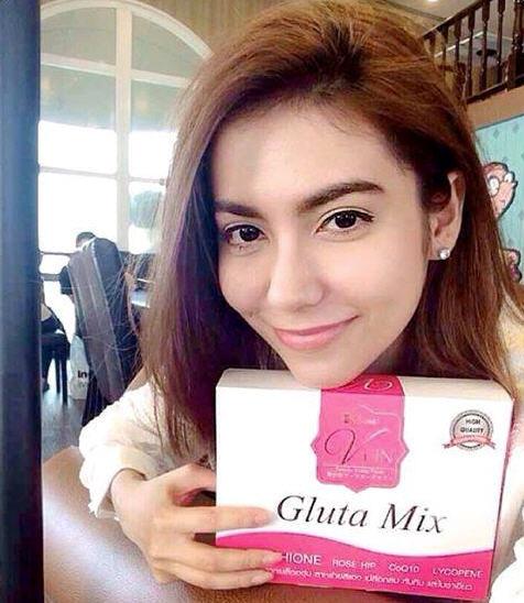 Chame' V-Fin Gluta Mix ชาเม่ วี-ฟิน กลูต้ามิกซ์์ สุดยอดวิตามินหน้าเด็ก ขาว ใส เด้ง เด็กกว่าวัย