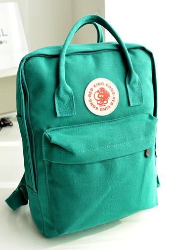 กระเป๋าแฟชั่น กระเป๋า red king kong สีเขียวมิ้น(ฟ้าน้ำทะเล)