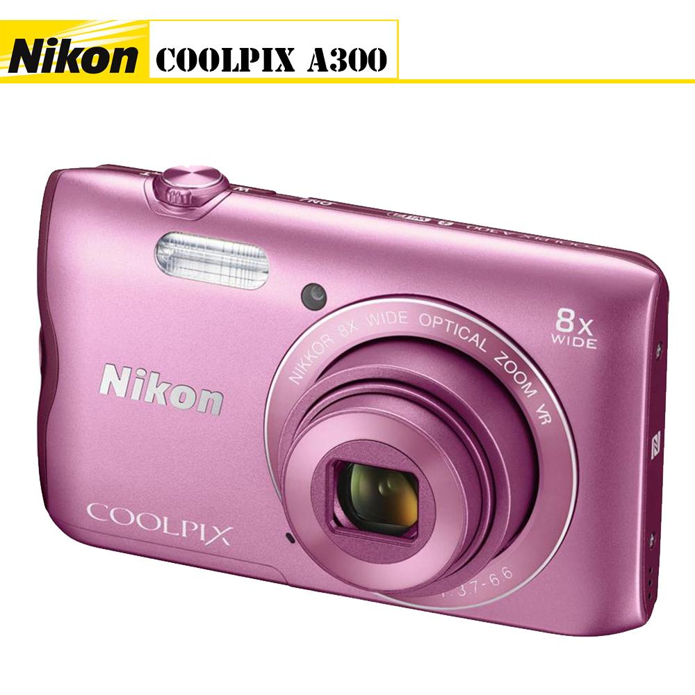 Nikon COOLPIX A300 ประกันศูนย์
