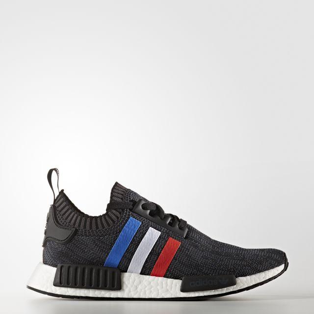 adidas Originals NMD R1 Primeknit Black