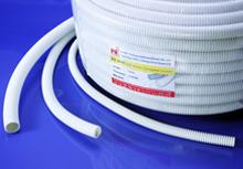 Electrical Corrugated Conduit : ท่ออ่อนลูกฟูก uPVC (PRI Type WCC)