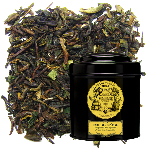 MARIAGE FRÈRES : EARL GREY IMPÉRIAL