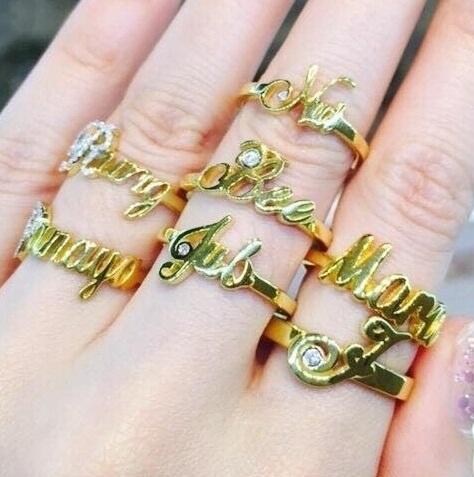แหวนทองแท้ งานสั่งทำตามใจลูกค้า