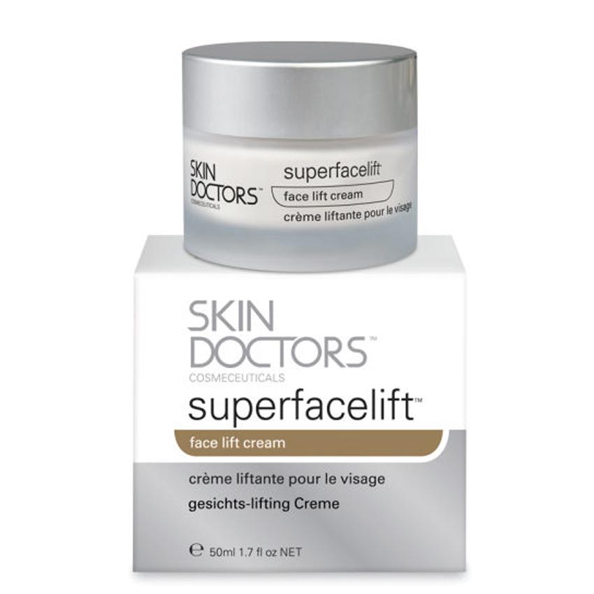 Skin Doctors Superfacelift ครีมยกกระชับผิวหน้าที่หย่อนคล้อย สกินด็อกเตอร์ซุปเปอร์เฟซลิฟท์ (50ml.)