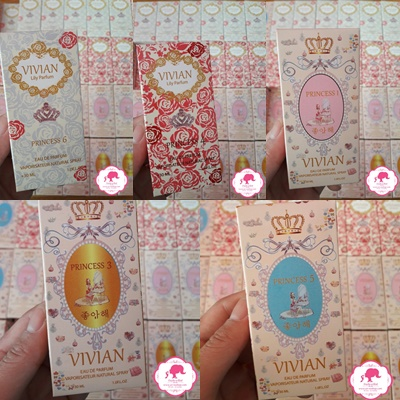 Vivian lily parfum น้ำหอม vivian