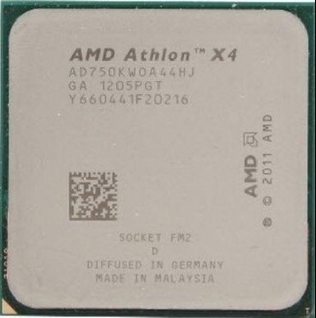 FM2 Athlon X4 750K 4.0Ghz