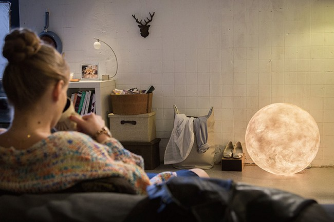 โคมไฟดวงจันทร์ 10