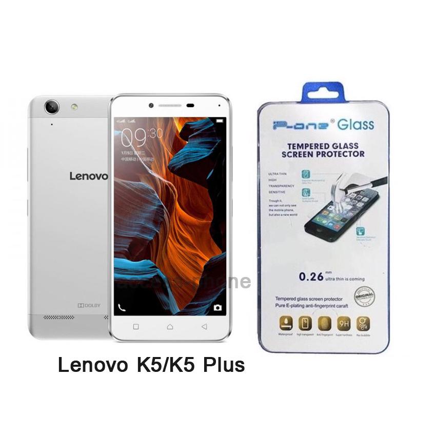 P-one ฟิล์มกระจก Lenovo K5/K5 Plus