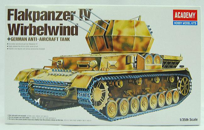 รถถัง Flakpanzer IV Wirbelwind (1/35) ACADEMY (AC 13236)