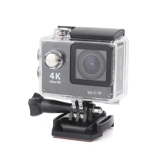 กล้อง Action Camera 4K Utra HD กันน้ำลึก 30 เมตร มี WiFi