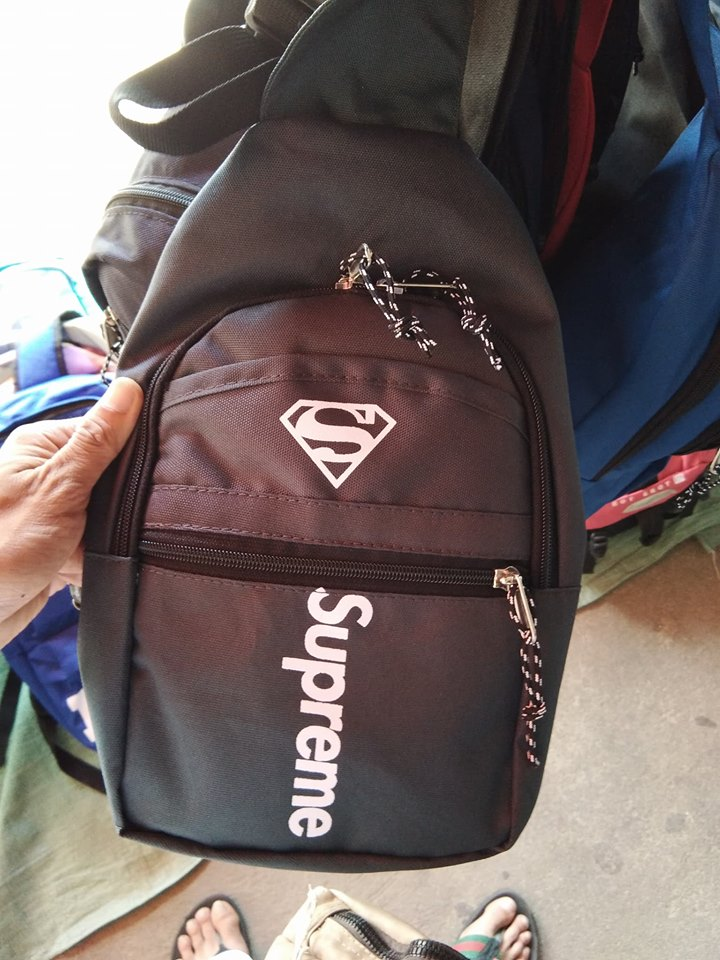 กระเป๋าสะพายข้าง Top miller