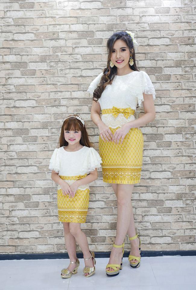 Mae-Yhing Dress