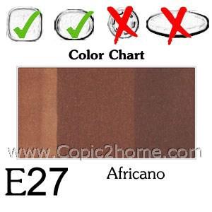 E27 - Africano