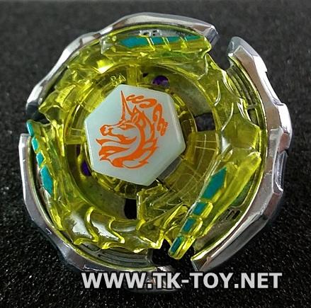 เบย์เบลดของแท้ TAKARA TOMY Ray Unicorno RARE!!! [YELLOW]