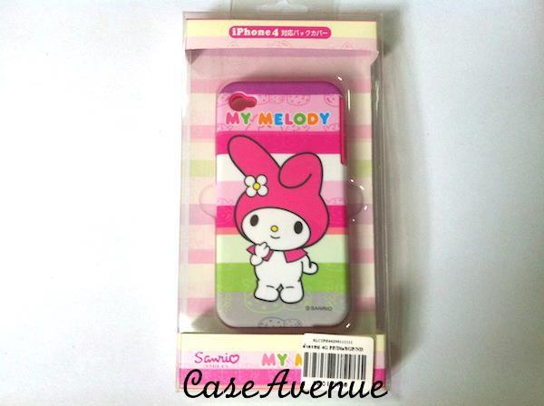 Melody เคสแข็ง iphone4 4s