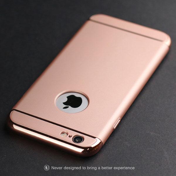 เคสไอโฟน 6/6S สีพิ้งโกล