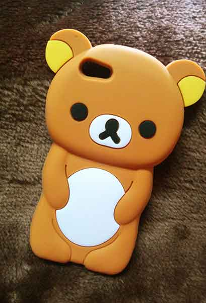 เคสไอโฟน 6 คุมะ