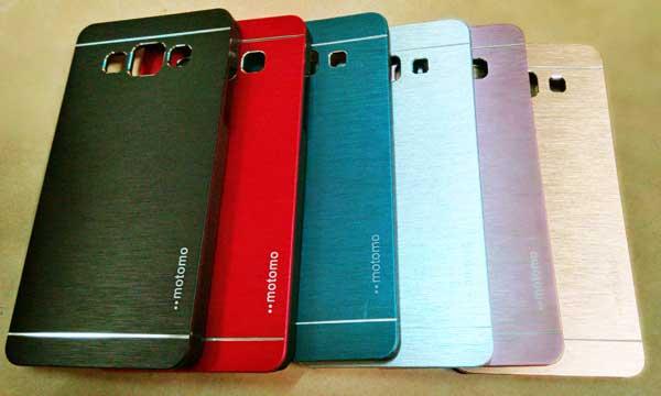 เคสเเข็ง Motomo case for Samsung A5