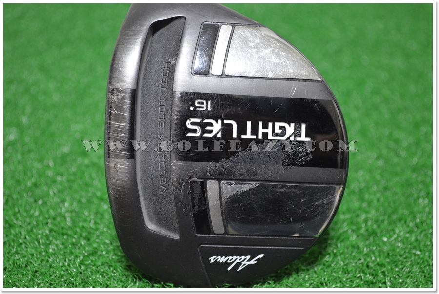 ADAMS TIGHT LIES 16° FAIRWAY WOOD BASSARA 55G FLEX LITE