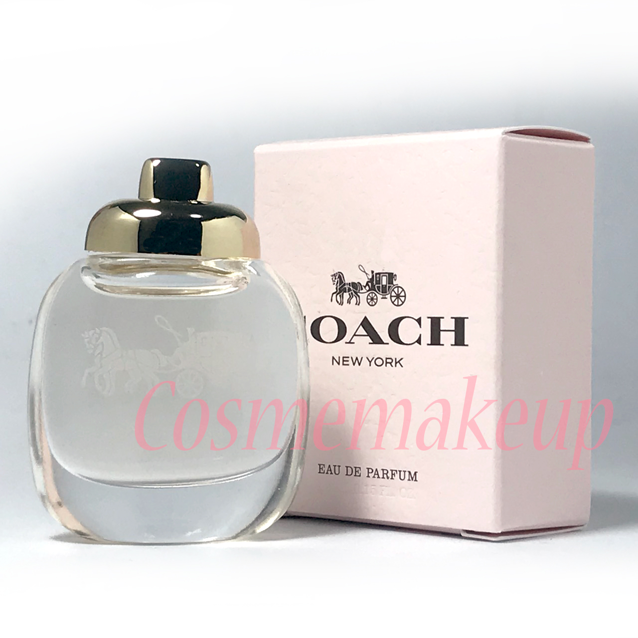 น้ำหอม COACH NEW YORK Eau De Parfum 4. 5 ml. มีกล่อง