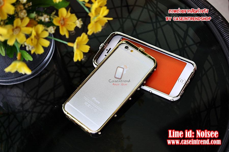เคส iPhone 6/6S - Diamond Sunyard Bumper
