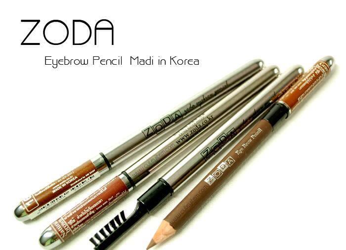 ดินสอเขียนคิ้ว ZODA