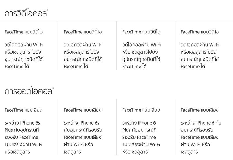 สปค iPhone 6s