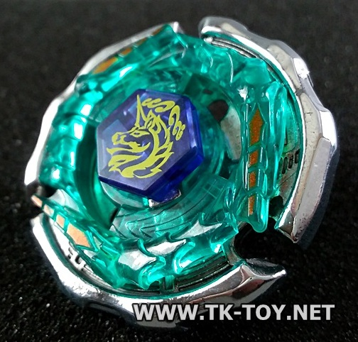 TAKARA TOMY BEYBLADE Ray Unicorno D125CS