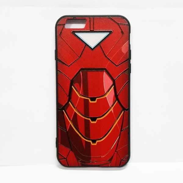 เคสไอโฟน 6/6s Iron Man ลายพิมพ์นูน