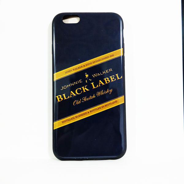 เคสไอโฟน 6/6s Black Laber