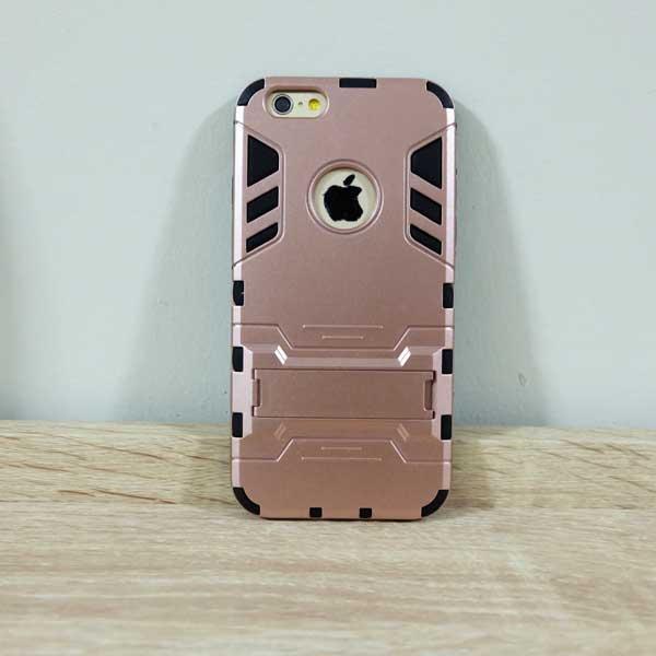 เคสไอโฟน 6/6S NEX2 สีพิ้งโกล