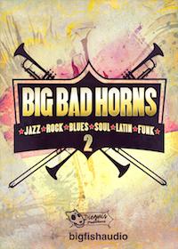 Big Fish Audio - Big Bad Horns 2 KONTAKT