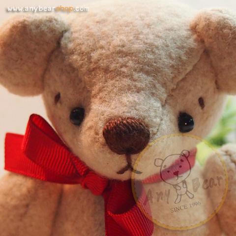 ตุ๊กตาหมีผ้าวูลขนาด 20 cm. - Pita