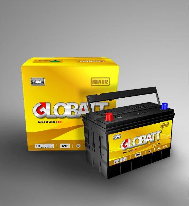 แบตเตอรี่ดีพไซเคิล ( Battery Deep cycle ) 200Ah 12V ยี่ห้อ GLOBATT ( Pace )