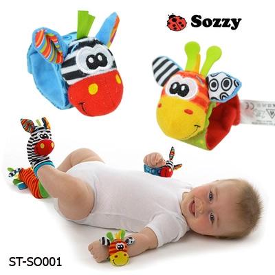 ST-SO001 สายรัดข้อมือ 3D Sozzy