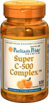 Super C-500 Complex วิตามินซี 500mg. 100 เม็ด