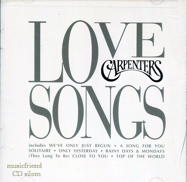Carpenters Love Songs (1998)