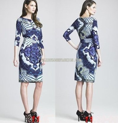 PUC41 Preorder / EMILIO PUCCI DRESS STYLE
