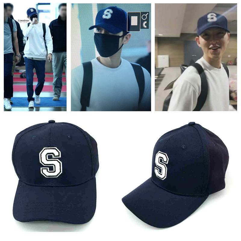 หมวก S แบบ joong ki