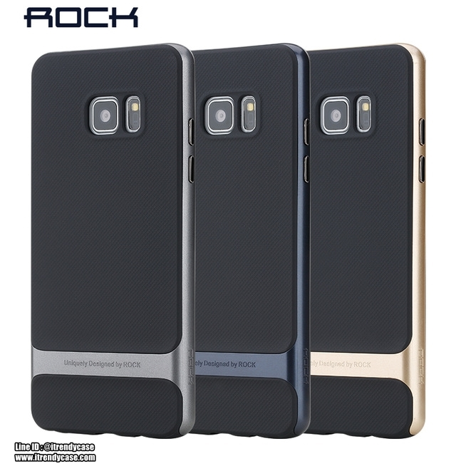 Samsung Note7 / Note FE - ROCK ROYCE CASE เคสดีไซน์เท่ห์ๆ แท้