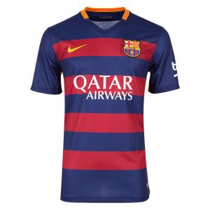 ชุดฟุตบอลบาร์เซโลน่า ทีมเหย้า ฤดูกาล 2015 - 2016