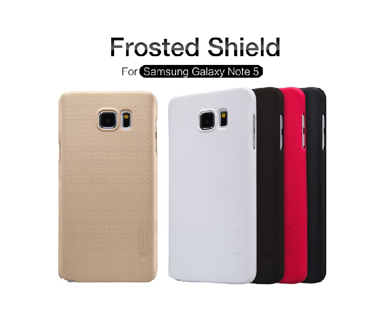 Samsung Note5 - เคสหลัง Nillkin Super Frosted Shield แท้