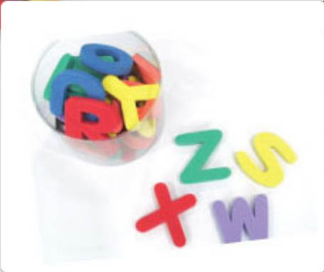 อักษรแม่เหล็ก A-Z