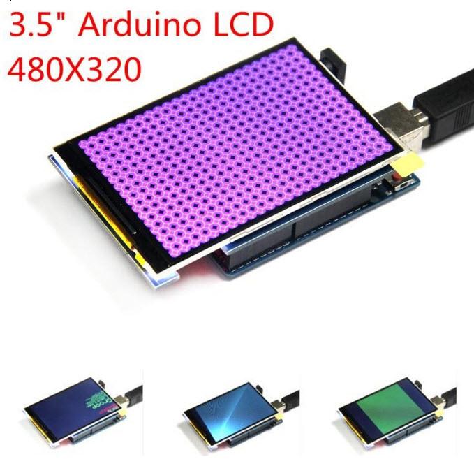 3.5 Inch TFT Color Screen Module 320x480 Support Arduino UNO Mega2560
