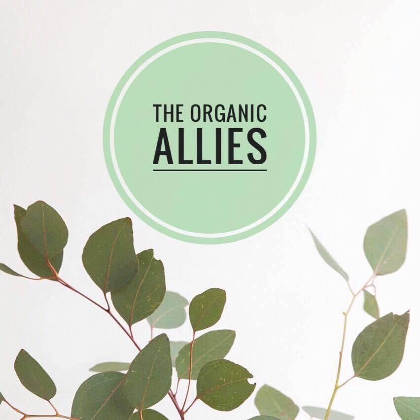 The Organic Allies จำหน่ายสินค้าออร์แกนิคและผลิตภัณฑ์จากธรรมชาติ