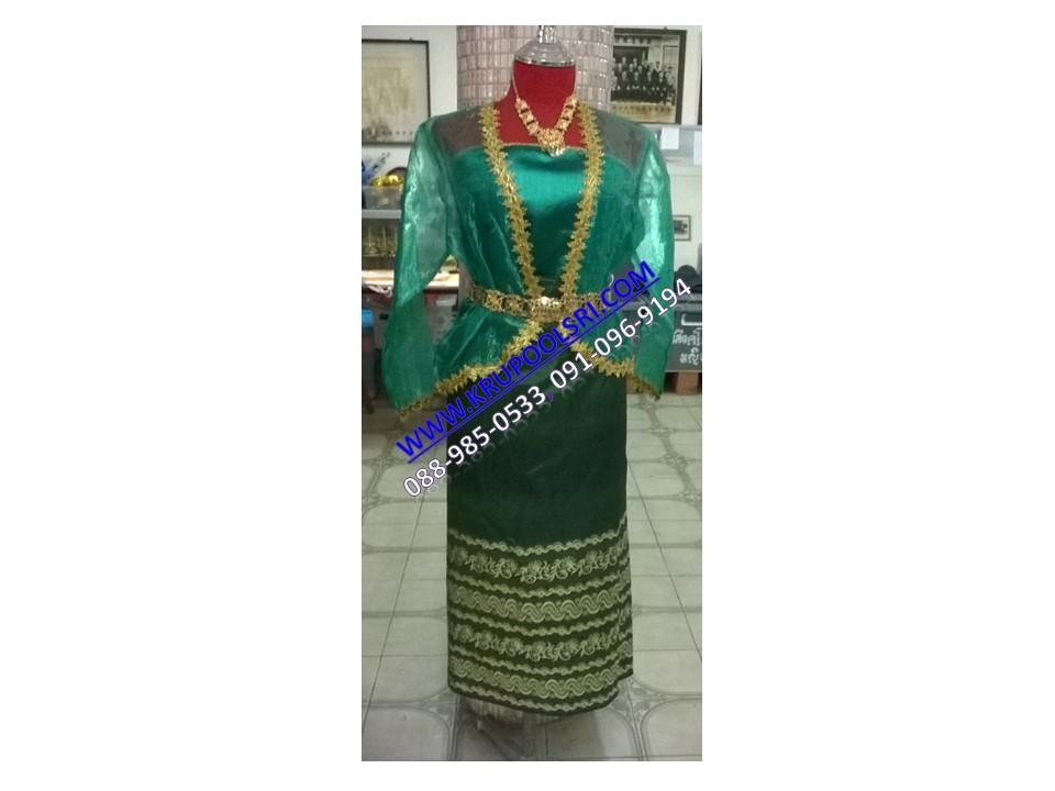 ชุดพม่า หญิง 25